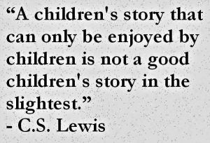 C.S.-Lews-A-childrens-story